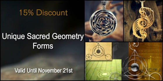 Unique Sacred Geometry Symbols