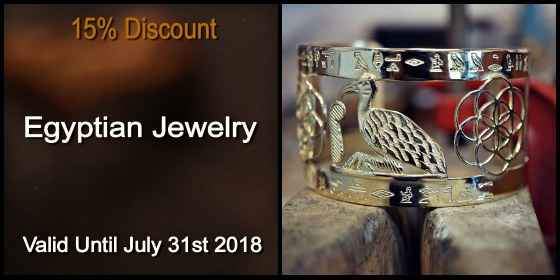 Egyptian Jewelry Special