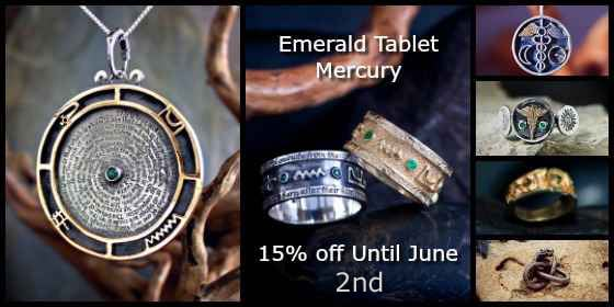 Emerald Tablet Mercury Special