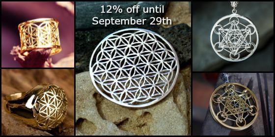 Flower of Life and Metatron's Cube Special