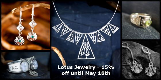 Lotus Jewelry Special