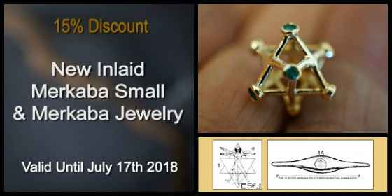 Merkaba Jewelry Special