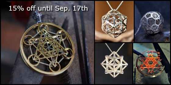 Metatron's Cube and Christ Grid
