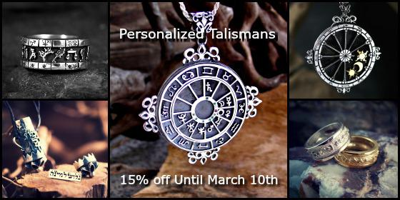 Personalized Talismans