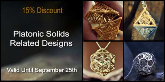 Platonic Solid Related Designs