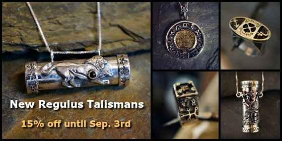New Regukus Talisman + Related Designs