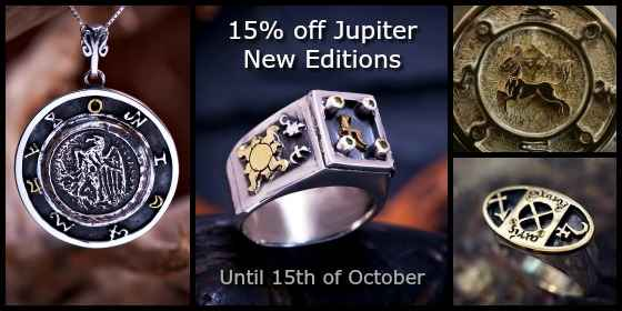 Jupiter and Spica New Editions
