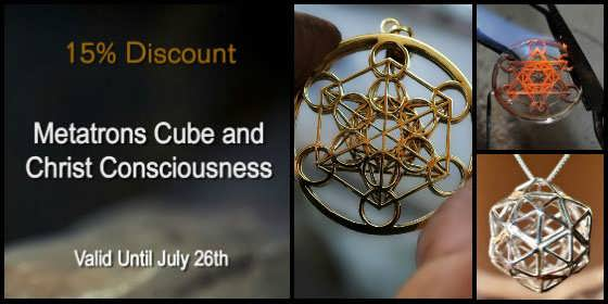 Metatron's Cube and Christ Consciousness