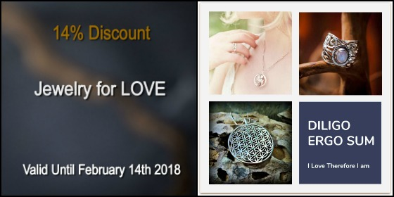 Jewelry for LOVE