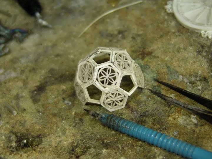 The Sphere of Consciousness Pendant