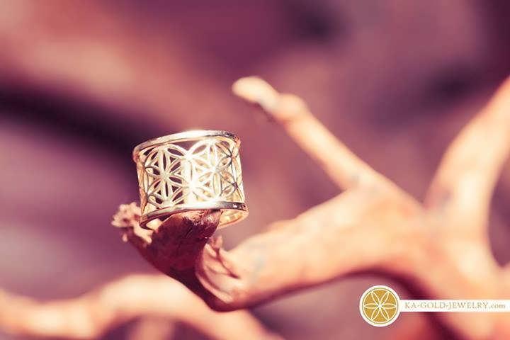 Pattern of Life Ring