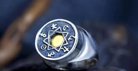 7 Metals Astrology Ring