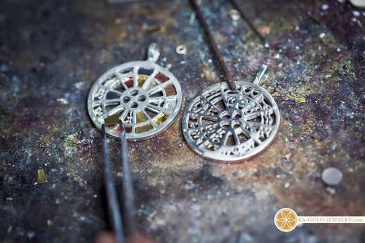 New Edition of The Planetary Exaltation Talisman