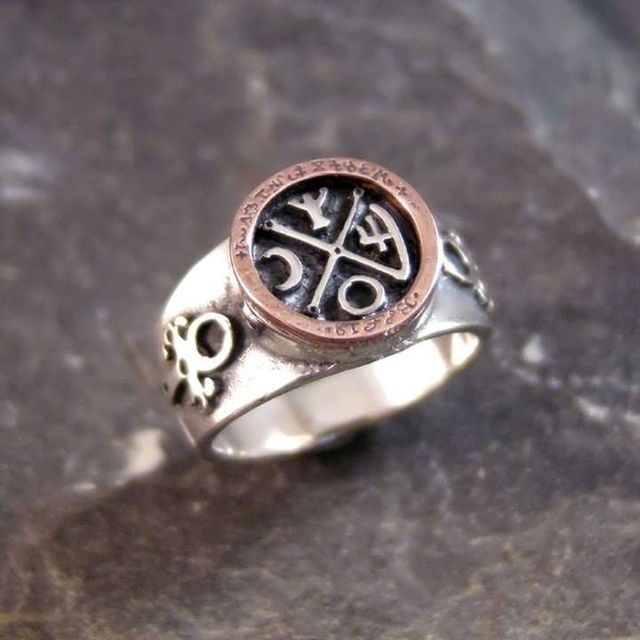 The Jupiter Venus Talisman Ring David Weitzman Cosmic Jewelry Blog