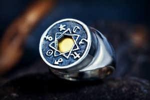 7 Metals Chaldean Astrology Ring_260316