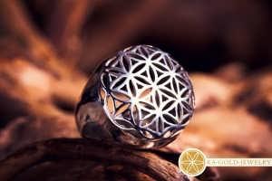 Flower of Life Ring_230516