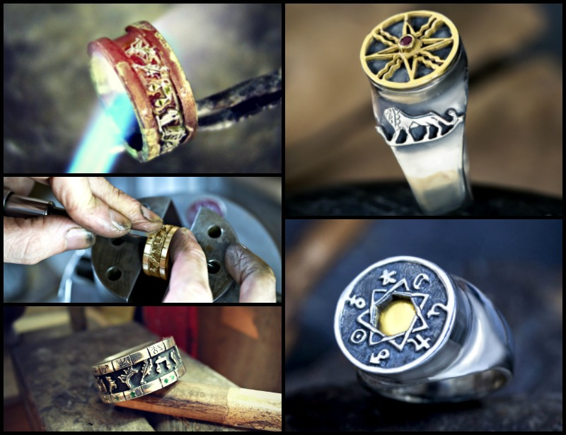 astrology rings