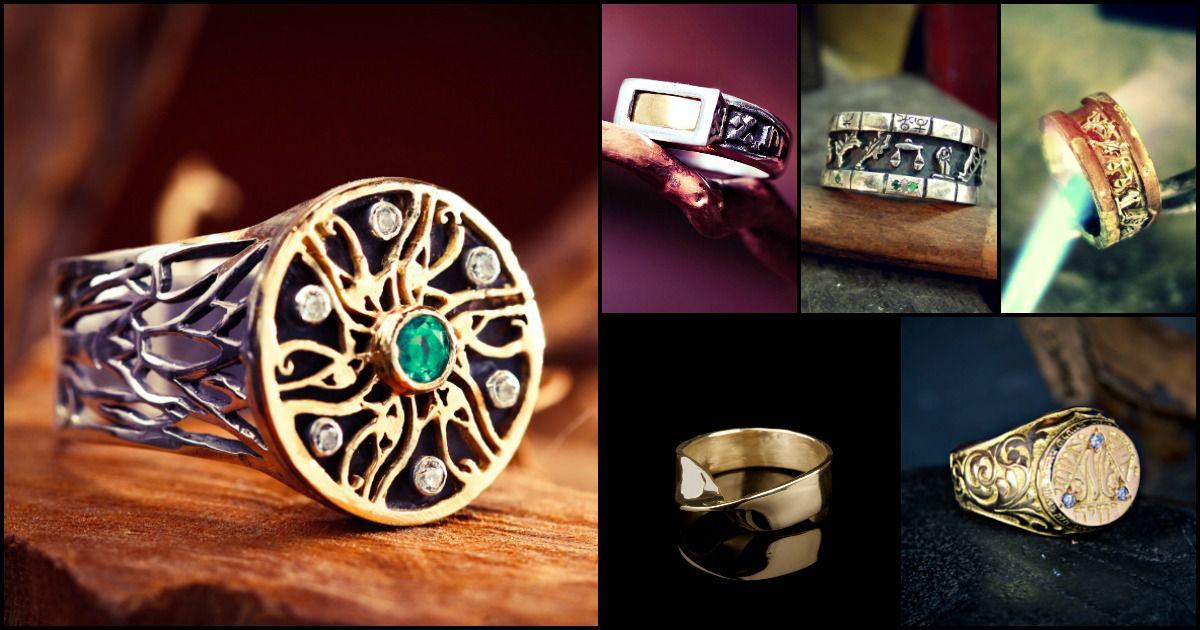 Ring Design for Men
